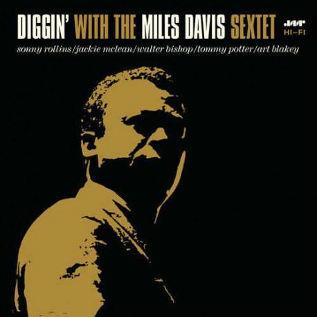 Diggin' with the Miles Davis Sextet + 2 Bonus