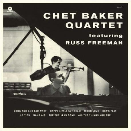 Chet Baker Quartet + 8 Bonus Tracks. 180 Gram