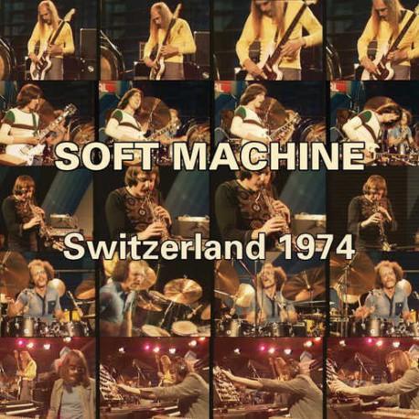 Switzerland 1974 (Cd + Dvd)