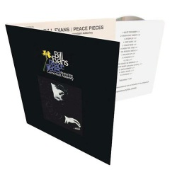 Peace Pieces + 7 Bonus Tracks (Mini-LP Replica)