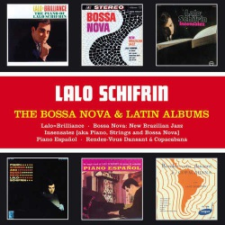 The Bossa Nova and Latin Albums (5 Lps on 2 Cds)