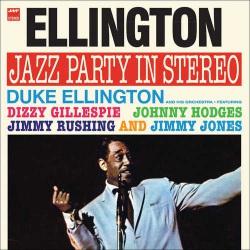 Ellington Jazz Party in Stereo 180 Gr. + 2 Bonus