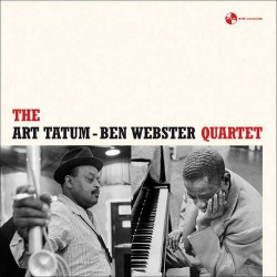 The Art Tatum - Ben Webster Quartet 180 Gram
