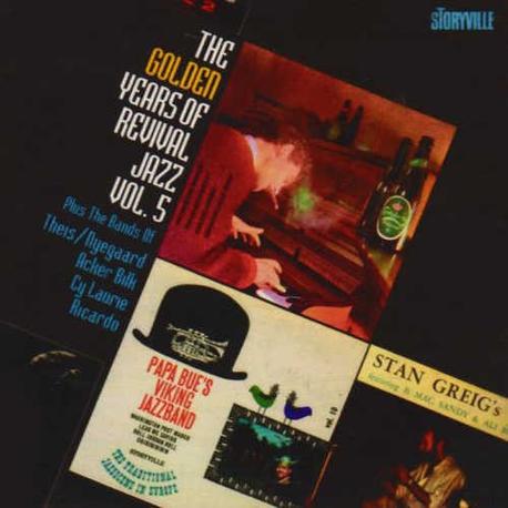 Golden Years of Revival Jazz Vol 5