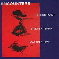 Houtkamp - Nabatov - Blume: Encounters
