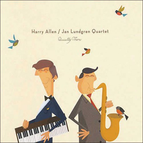 Quietly There - Quartet Plays Mandel