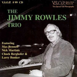 The Jimmy Rowles Trio - Our Delight