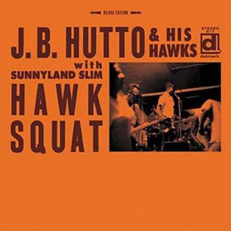 Hawk Squat with Sunnyland Slim (Deluxe Edition)