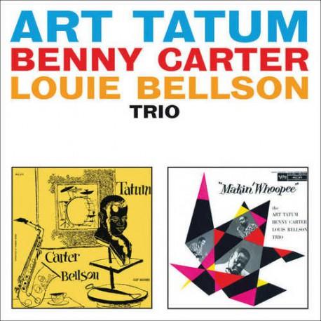Art Tatum - Benny Carter - Louie Bellson Trio