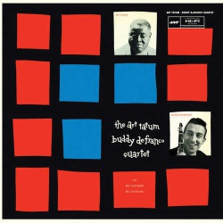 Art Tatum - Buddy Defranco Quartet 180 Gram