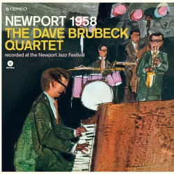 Newport 1958 with Paul Desmond - 180 Gram