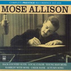 Complete Prestige Recordings 1957 - 1959