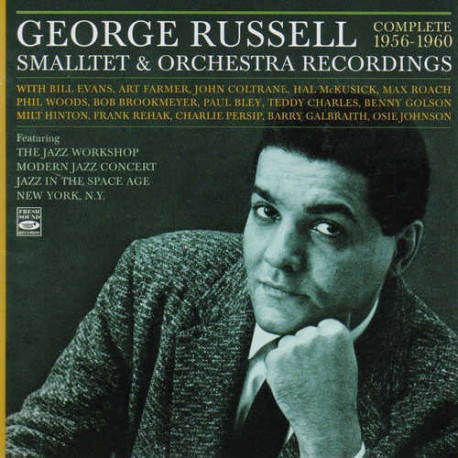 Complete 1956-1960 Smalltet and Orchestra Rec