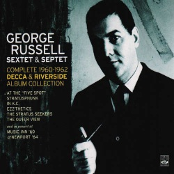 Complete 1960-1962 Decca and Riverside Albums