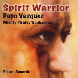 Mighty Pirates Troubadours - Spirit Warrior