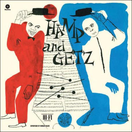 Hamp and Getz - 180 Gram + 1 Bonus Track