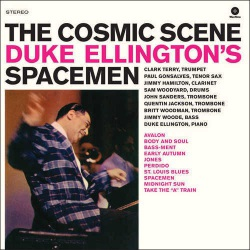 Duke Ellington´S Spacemen:The Cosmic Scene