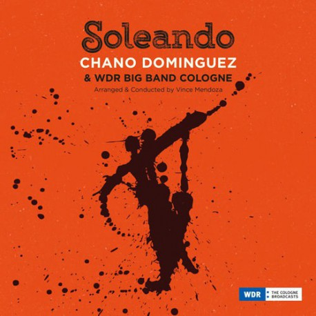 Soleando with WDR Big Band Cologne - 2LP Gatefold
