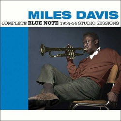Complete Blue Note 1952 - 1954 Studio Sessions