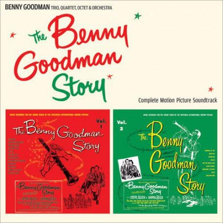The Benny Goodman Story: Complete Soundtrack