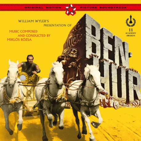 benhur original motion picture soundtrack jazzmessengers
