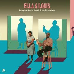 Ella and Louis - Complete Studio Small Group Rec.