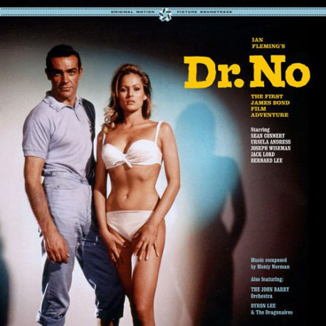Ian Fleming´s Dr. No feat. John Barry and Byron Le