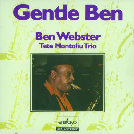 Gentle Ben with Tete Montoliu Trio