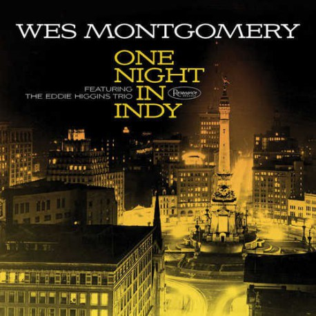 One Night in Indy - Feat. Eddie Higgins Trio