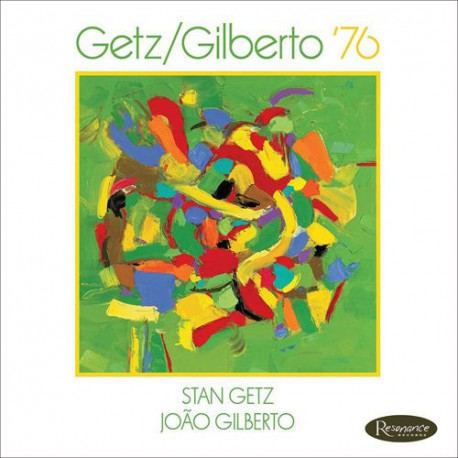 Getz - Gilberto `76
