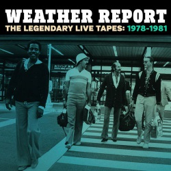 The Legendary Live Tapes 1978-1981 (Box set)
