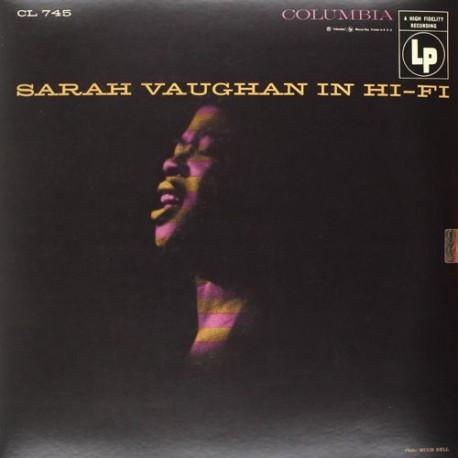 Sarah Vaughan in HiFi