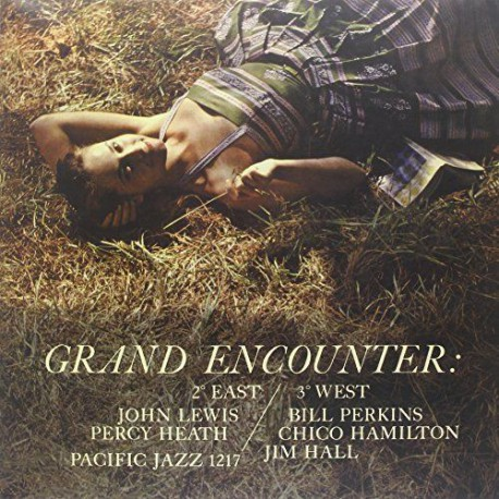 Grand Encounter - 2º East, 3º West