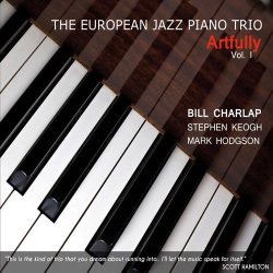 European Jazz Piano Trio - Artfully - Vol. 1