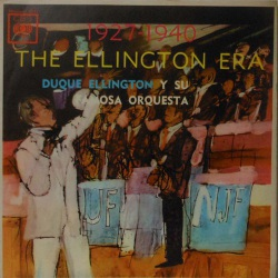 The Ellington Era 1927 - 1940 (Rare Chilean)