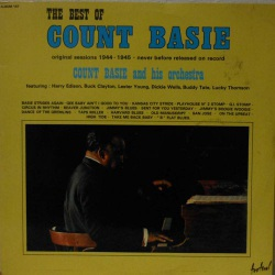 The Best Of Count Basie (French Gatefold)