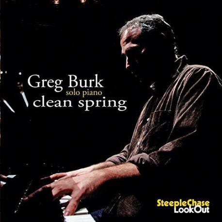 Clean Spring - Solo Piano