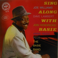 Sing Along With Basie (French Reissue)