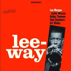 Lee Way - 180 Gram. Limited Edition