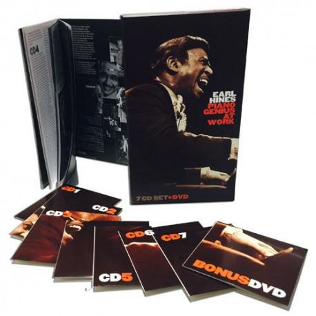Piano Genius at Work (7CD + DVD Box Set)
