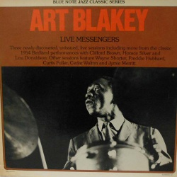 Live Messengers (Us Gatefold Reissue)