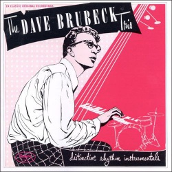 Dave Brubeck Trio: Distinctive Rhythm Instrumental