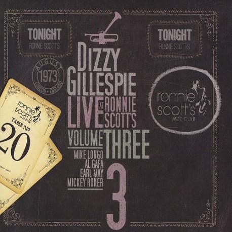 Live at Ronnie Scott`s - Vol. 3