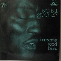 Lonesome Road Blues (French Reissue)