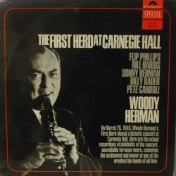 The First Herd At Carnegie Hall (German Reissue)