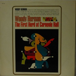 First Herd at Carnegie Hall (French Reissue)