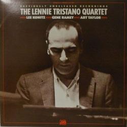 The Lennie Tristano Quartet: Unreleased (Gatefold)