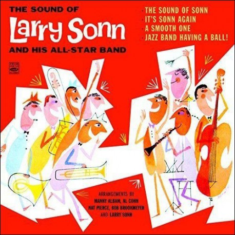 The Sound of Larry Sonn And Hi All-Star Band