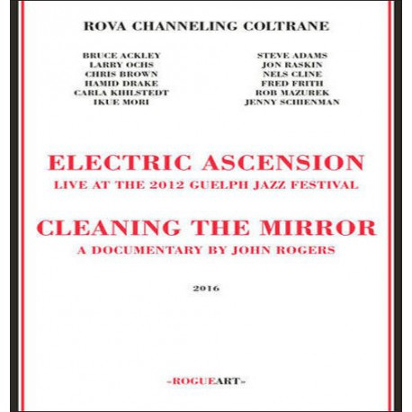 Electric Ascension + Cleaning The Mirror - CD+DVD+