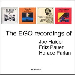 The Ego Recs. Of J. Haider, F. Pauer, H. Parlan